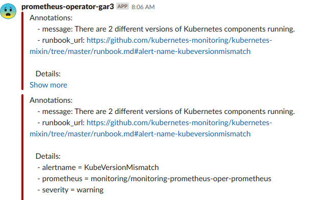 Kubernetes Troubleshooting Walkthrough - GKE Prometheus Operator